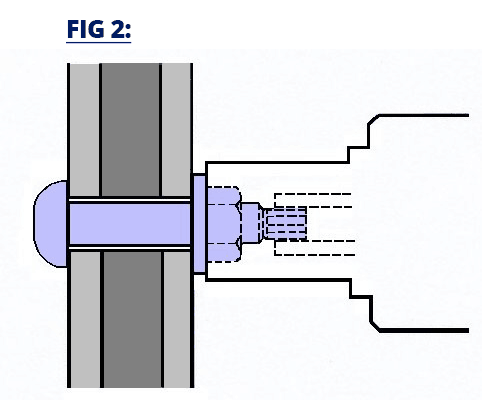 Installation Procedure for Preloaded TCB Bolts   Tension Control Bolts