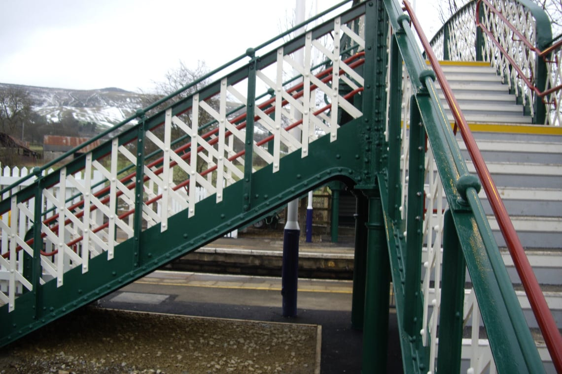 Hope Station Footbridge