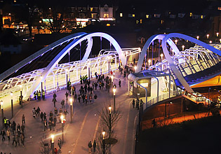 White Horse Bridge - Wembley