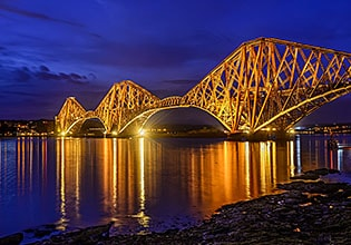 Forth Rail Bridge - Scotland