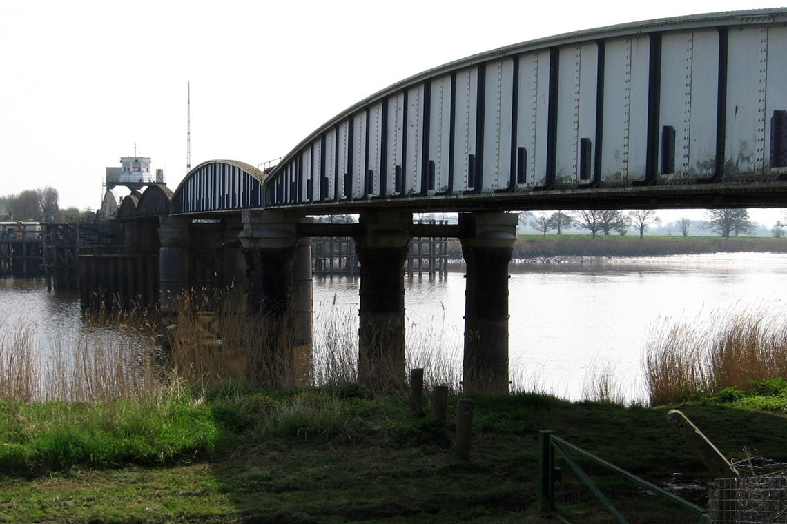 Goole Swing Bridge