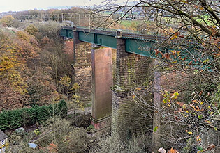 Mottram Viaduct