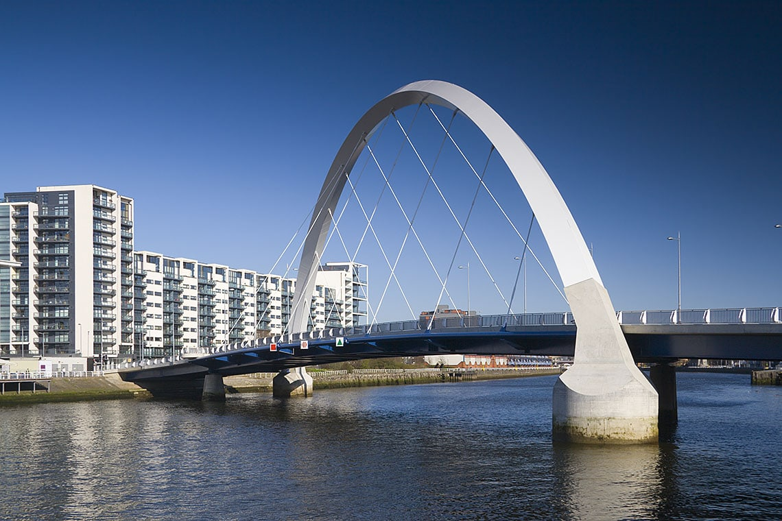 Finnieston Road Bridge