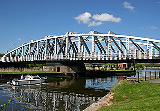 Acton Swing Bridge