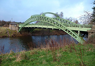 Chain Bridge - Monmouthshire