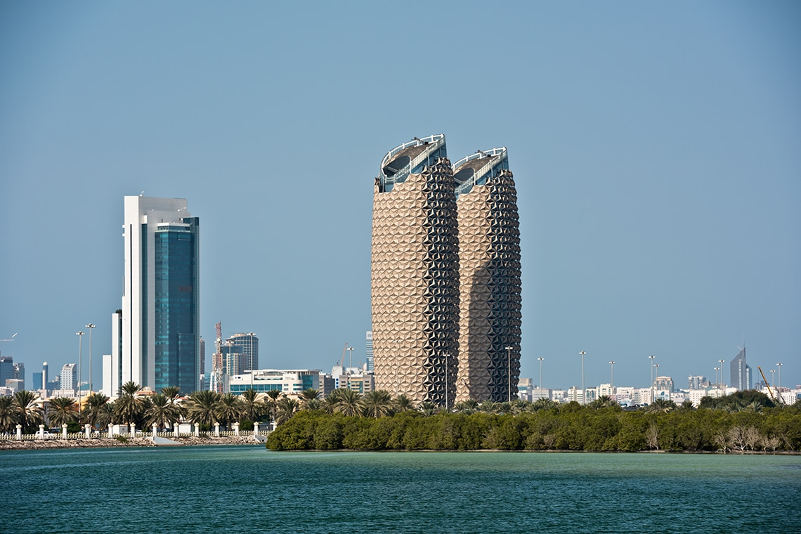 ADIC Tower - Abu Dhabi