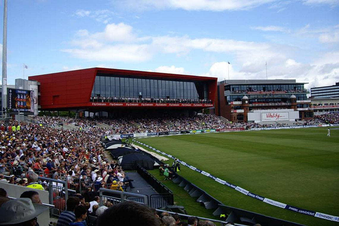 The Point - Old Trafford Cricket Ground