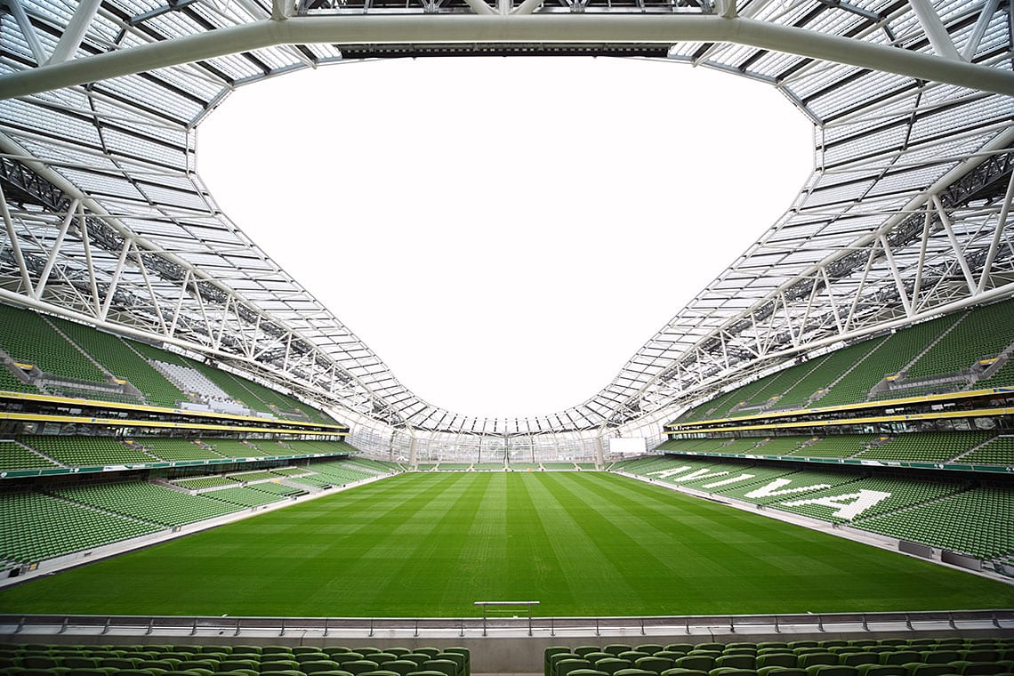 The Aviva Stadium - Dublin