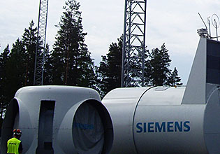 Siemens Gamesa - Bolted Steel Shell Tower