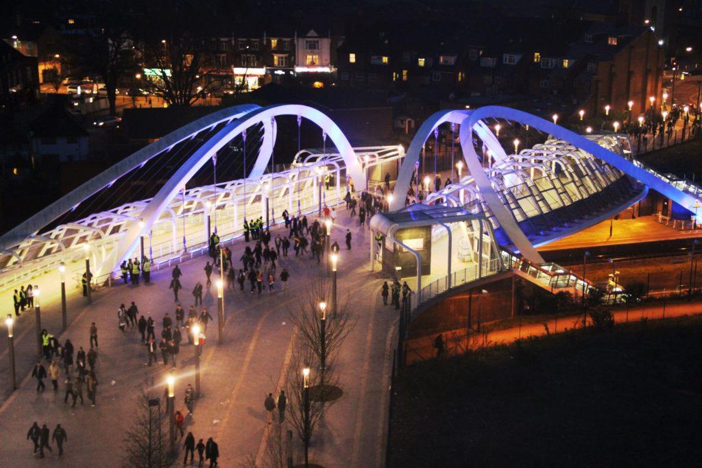 Pont White Horse, Wembley