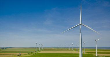 Karmalinovskaya Wind Farm Comissioned